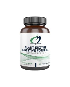 Plant Enzyme Digestive Formula 90 vcaps Designs for Health