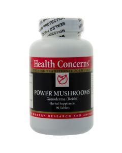 Power Mushrooms 90 tabs