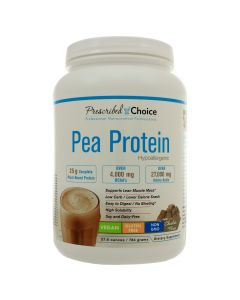 Pea Protein Chocolate 740g Prescribed Choice