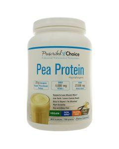 Pea Protein Vanilla 26.5oz Prescribed Choice