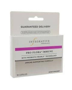 Pro-Flora Immune with Probiotic Pearls 30 caps Integrative Therapeutics