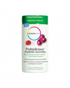 Probiolicious 50 Gummies by Rainbow Light Nutrition