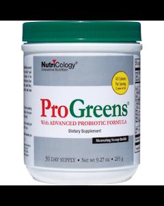 ProGreens Powder (30 day supply) 9.27oz Nutricology