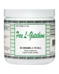 Pure Glutathione Reduced Pwd 50g by Montiff