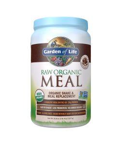 RAW Organic Meal Chocolate Cacao