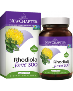 Rhodiola Force 300 30 vcaps New Chapter
