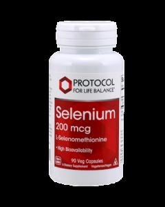 Selenium 200 mcg 90 vcaps Protocol For Life Balance