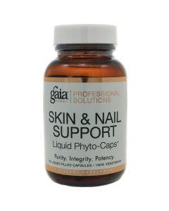 Skin & Nail Support 60 lvcaps Gaia Herbs