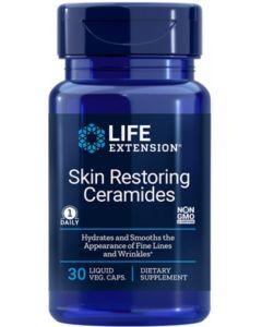 Skin Restoring Ceramides 30 vcaps Life Extension