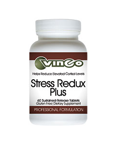 Stress Redux Plus 60 tabs by Vinco