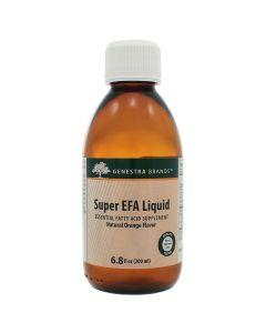 Super EFA Liquid 6.8 oz Orange Genestra / Seroyal