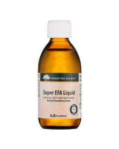 Super EFA Liquid 6.8 oz Strawberry Genestra / Seroyal