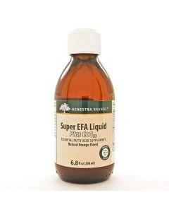 Super EFA Plus CoQ10 6.8 oz Orange Genestra / Seroyal