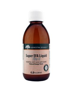 Super EFA Plus D 6.8 oz Orange Genestra / Seroyal