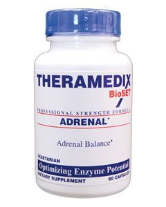 Adrenal 60 vcaps by Theramedix