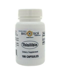 Thisilibin (Milk Thistle) 300 mg 100 caps Bio-Tech