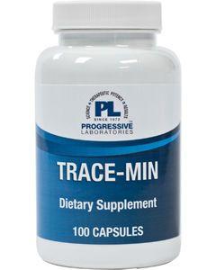 Trace-Min 100 caps Progressive Labs