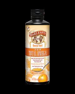 Total Omega 3-6-9 Orange Cream
