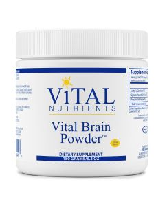 Vital Brain Powder lemon flavor 180g