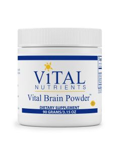 Vital Brain Powder Lemon Flavor 90g Vital Nutrients