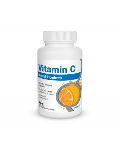 Vitamin C Mineral Ascorbates Tablets Roex
