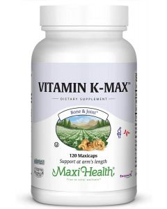 Vitamin K-Max 120 caps Maxi Health
