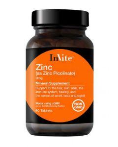 Zinc Picolinate Invite Health