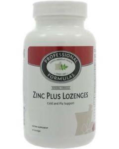 Zinc Plus Lozenges Professional Formulas