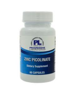 Zinc Picolinate 60 caps Progressive Labs