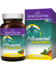 Zyflamend Whole-Body 180 softgels New Chapter