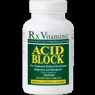 Acid Block 60 chew tabs Rx Vitamins