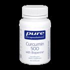 Curcumin 500 with Bioperine 60