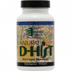 Natural D-Hist 120 caps Ortho Molecular