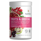 NutriDyn Fruits and Greens Strawberry and Kiwi