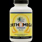 Orthomega 820 capsules 120 gels Ortho Molecular