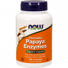 Papaya Enzymes 180 loz by NOW