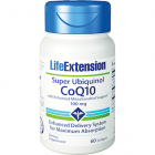 Super Ubiquinol CoQ10 100mg 60 sgels by Life Extension