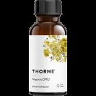 Vitamin D / K2 Liquid 1oz (30ml) Thorne Research