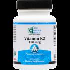 Vitamin K2 180mcg 60 caps Ortho Molecular