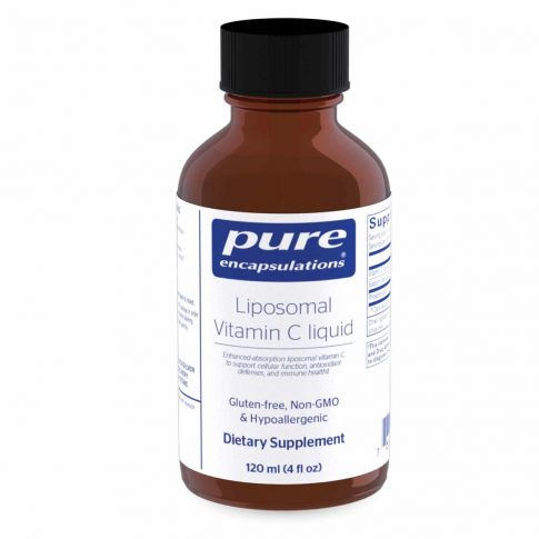 Liposomal Vitamin C Liquid