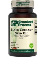 Black Currant Seed Oil 180 perles