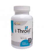 i-Throid 12.5mg (Iodine) 90c RLC Labs