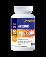 Lypo Gold 120 caps Enzymedica