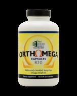 Orthomega 820 capsules 180 gels Ortho Molecular