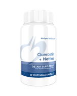 Quercetin + Nettles 90 vcaps Designs for Health
