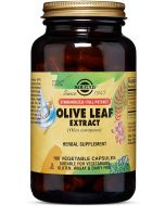 SFP Olive Leaf Extract 180 Vegetable Capsules Solgar